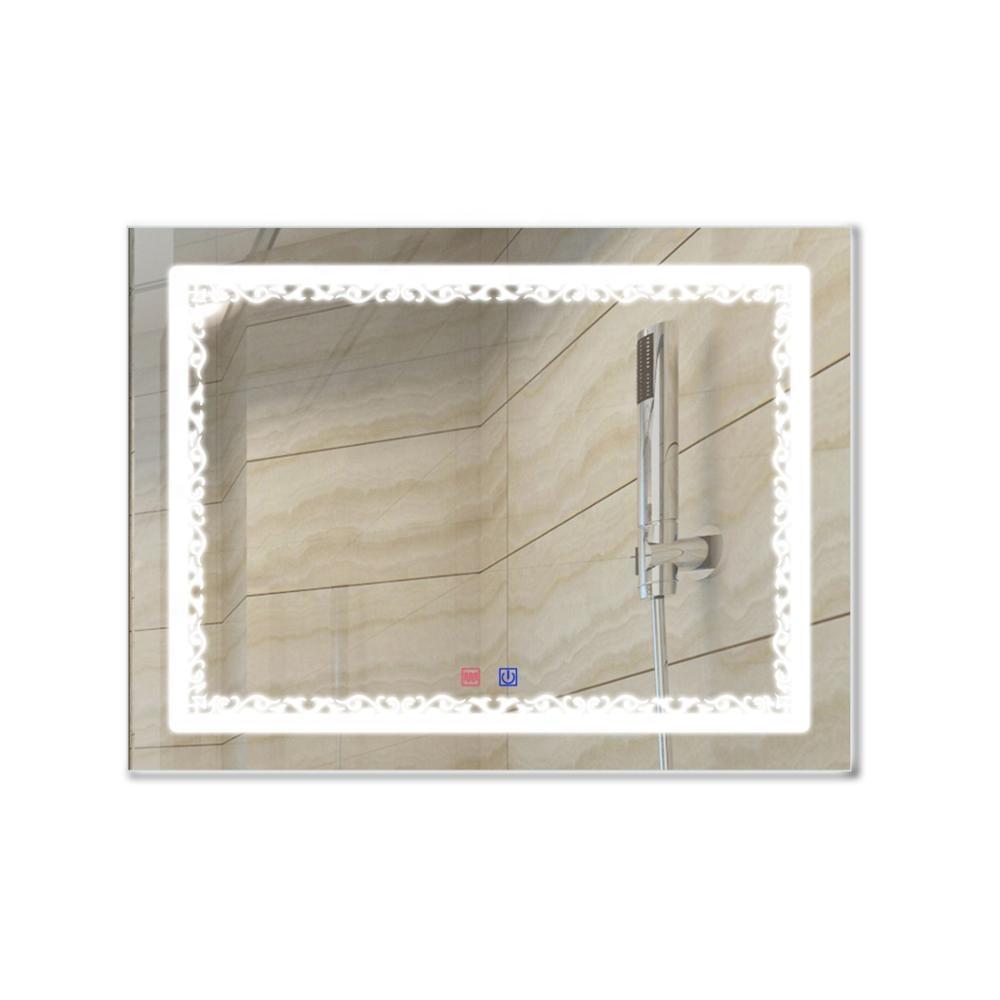 핫 세일 스위치 터치 Led 미러 욕실 거울 Led 빛