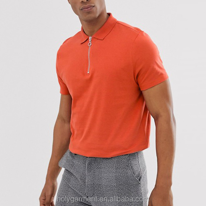 wholesale bulk 100% cotton stripe men polo shirt
