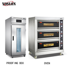 Bakery Machinery Yoslon Recommended Complete Bakery Food Machinery Combination Baking Equipment With Factory Price
