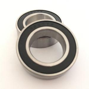 QTY 2 15267-2RS HYBRID CERAMIC Si3N4 Ball Bearing Black 15267RS 15x26x7 mm