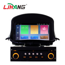 Android 10 2 + 16g quad-core-single din auto radio auto stereo dvd player für Peugeot 206 gps multimedia system