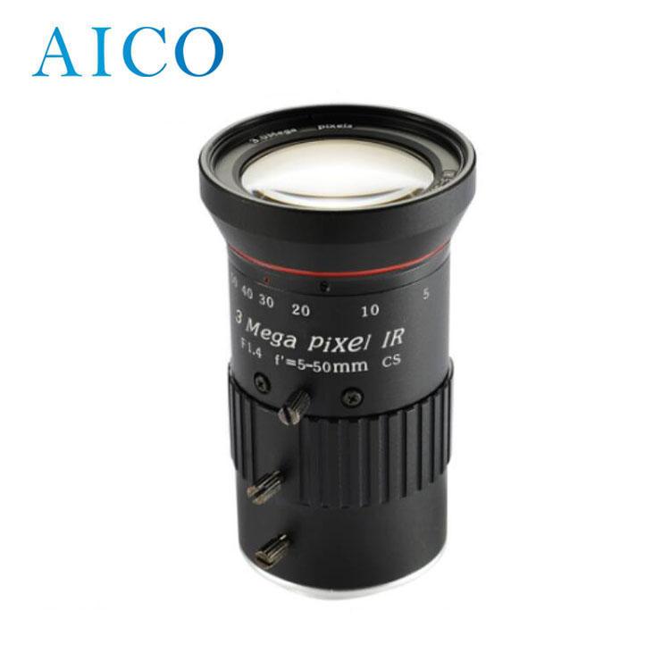 3x VariFocal CCTV Security Camera Lens 6-60mm manual zoom F1.6 DC Auto Iris