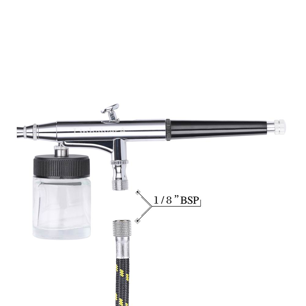 LinhaivetA private label tattoo airbrush gun mini air brush machine art kit