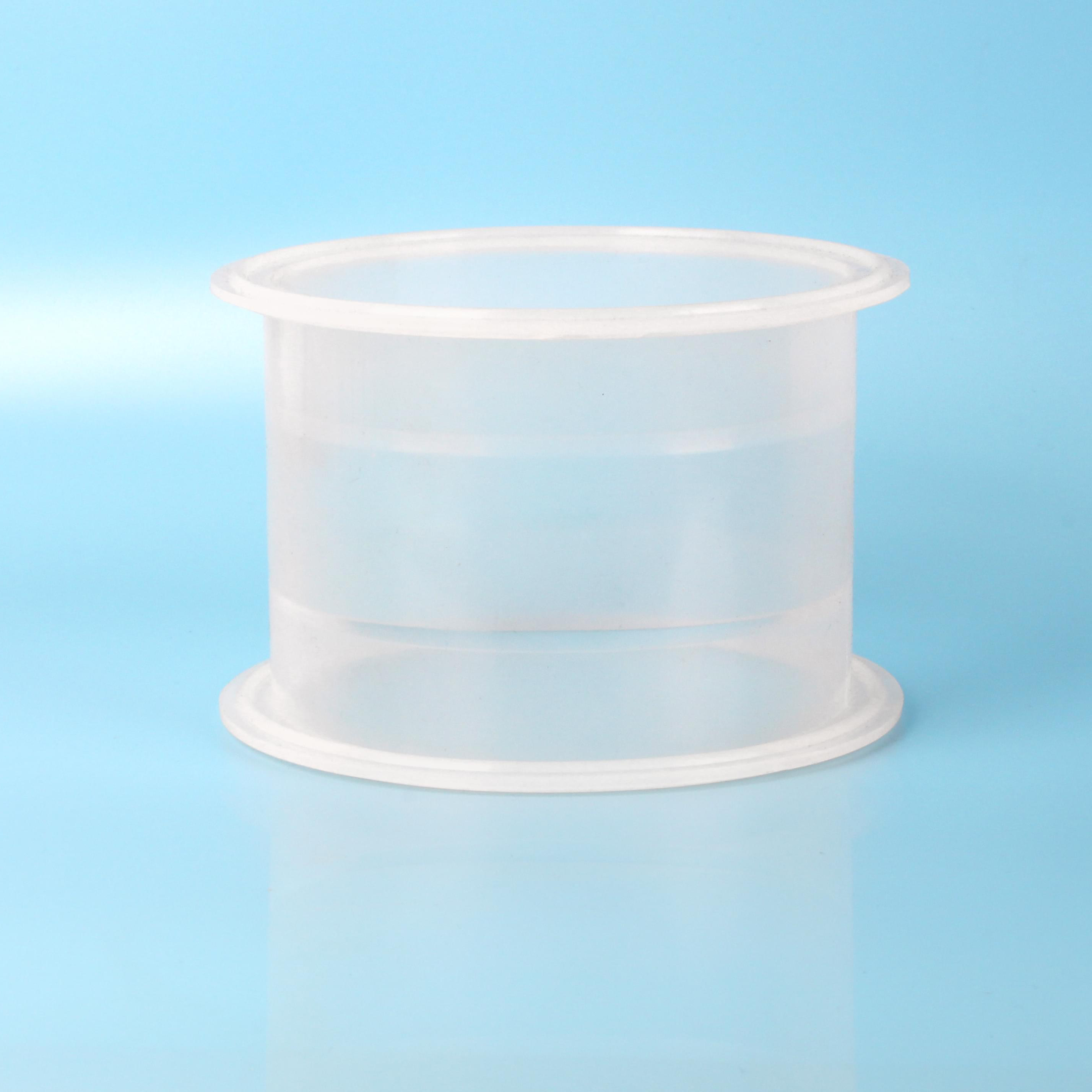 China Manufacturer Silicon Transparent Cushioning Plastic Bellows
