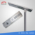 Ip65 Esterna Impermeabile di Alluminio 30 W 50 W 60 W All in One Led Solare Luci di Via