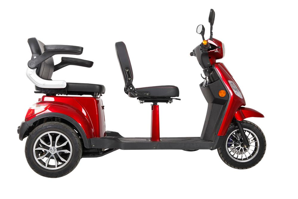 double seat electric scooter two people mobility scooters