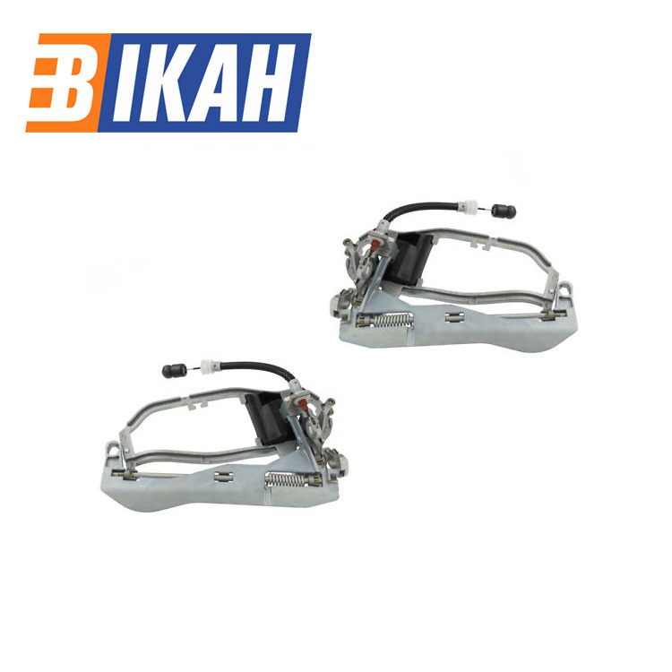 C528 For 00-06 BMW X5 Outside Door Handle Front Right Passenger Exterior Carrier