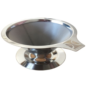Food grade stainless steel coffee filter