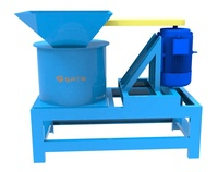 Fertilizer Pelletizer with Vertical and Horizontal Mill Machine