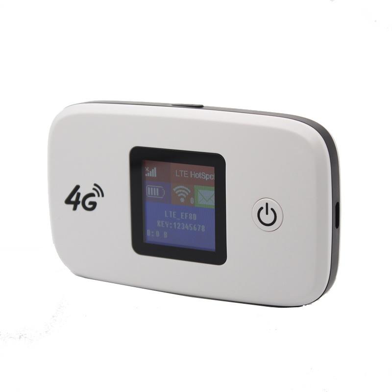L101 Router Mini Portabel, Hotpot Nirkabel 3G 4G Kualitas Tinggi dengan Kartu Sim