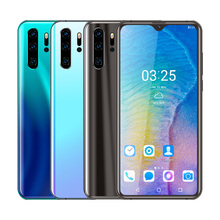 P35 Plus 6,26 Inch Volle Bildschirm 4G LTE Günstige <span class=keywords><strong>China</strong></span> Großhandel Android Handy <span class=keywords><strong>Smartphone</strong></span>