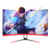"27"" 1080P Display Frameless PC Monitor 27 inch Full HD Curved Computer Gaming Monitor 144HZ 2ms"