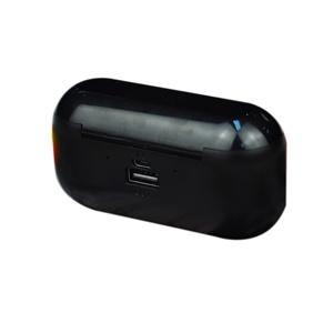 RTS Wireless Earphone F9-1 Touch Earbuds OEM Logo Sweatproof Portable Wireless Earphone