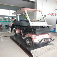 Luxury high quality low price electric tour bus prices