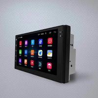"FACTORY CHEAPEST 7"" screen universal double DIN dashboard replacement android 7.1 GPS navigation"