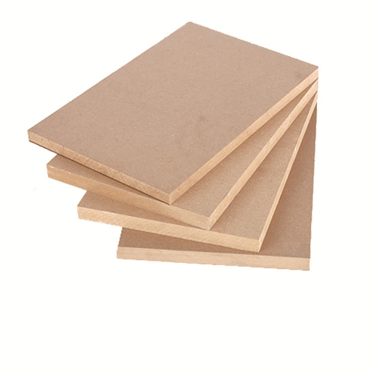 Hot Sale Building Material Board <strong>Mdf</strong> Fibreboards Melamine Double Face Melamine <strong>Mdf</strong> / Hdf Board