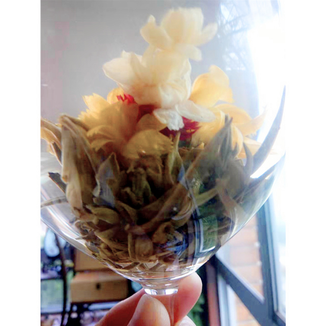 Blooming green tea for woman extremely popular in global market Made in china - 4uTea   4uTea.com