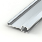 Hurricane Roller Shutter 6063-T5 Security Material Of Aluminum Alloy Shutter Windows Roller Shutter