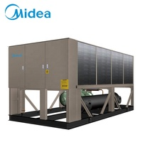 Midea CE Approved 1000 Liter Industrial Air Cooled Water Cooling Chiller