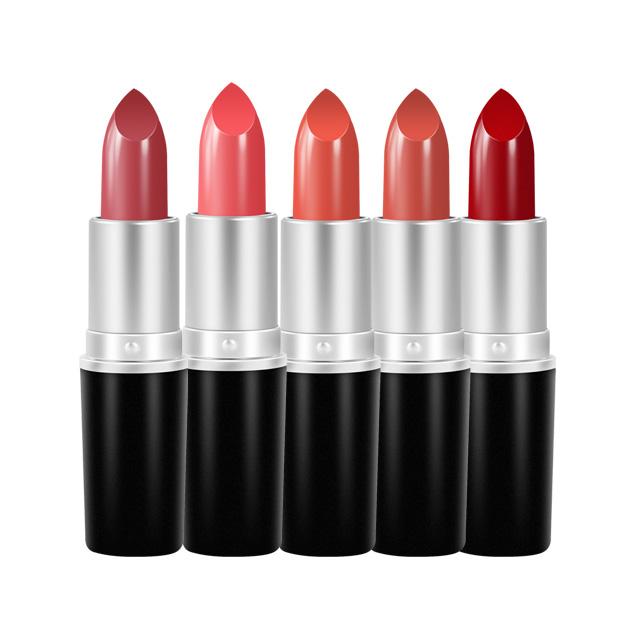 Low Price Cosmetics Multi-Colored Makeup Matte Waterproof Lipstick