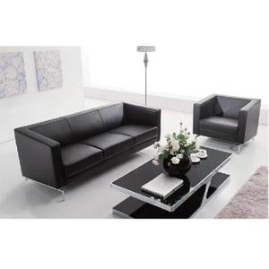 Furniture Living Room Office Sofa Design Leather Sofa Set Modern Sofa