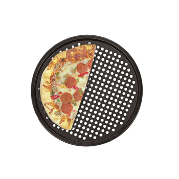 14 Inch Professional Non Stick Pizza Crisper Pan With Hole Buy Pizza Pannon Stickpizza Panpizza Pans With Hole Product On Alibabacom