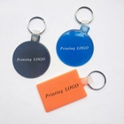 Customize LOGO plastic PVC keychains for promotional gifts
