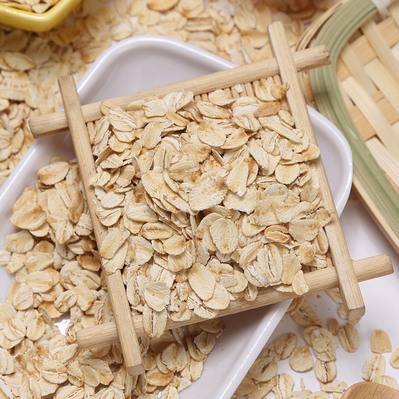 Low price delicious grains cereal rolled Oats instant oatmeal healthy breakfast