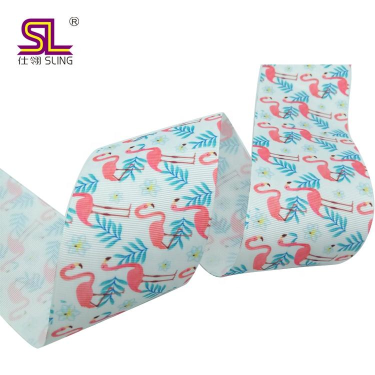 Factory High Quality Fashion Cheap Wholesale Princess Printed Ribbon
