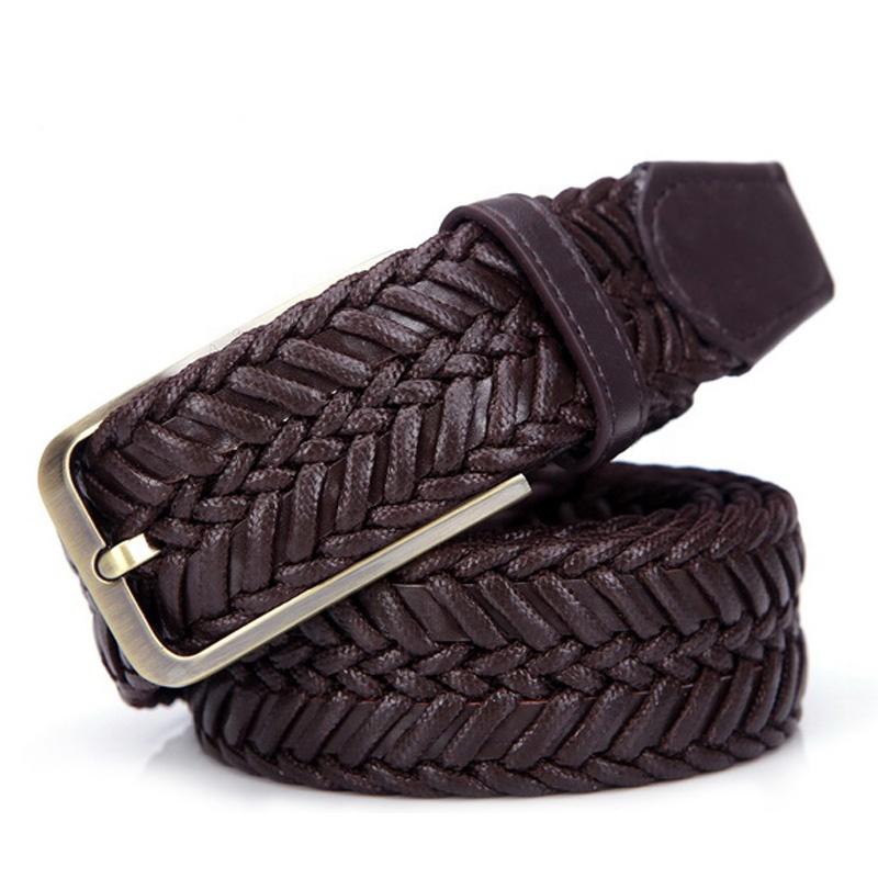 Custom Wholesale Personalized Men Genuine Leather Belt for Men