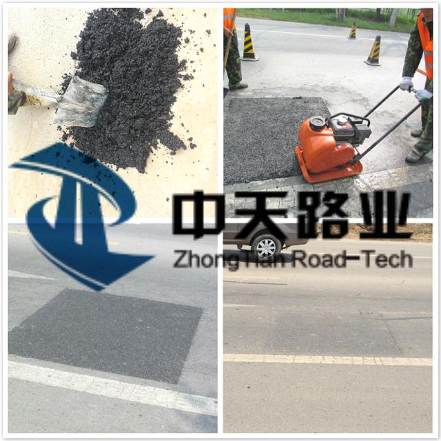 asphalt bitumen cold mix