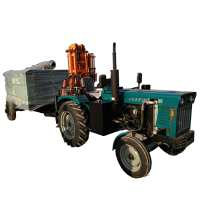 Tractor mounted cheap water well drilling rig pneumatic water well drilling machine price