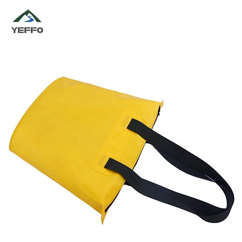 2019 fashion ladies PVC waterproof wallet tote bag ladies handbag