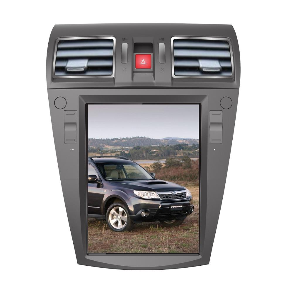 "10,4 ""Touch screen Android 9.0 auto DVD PLAYER für Subaru Forester XV 2012-mit bluetooth, auto MP5 player, radio, WIFI"