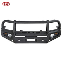 OEM Auto accessories Front and Rear bumper protector Steel Bull Bar Car Bumper For 4X4