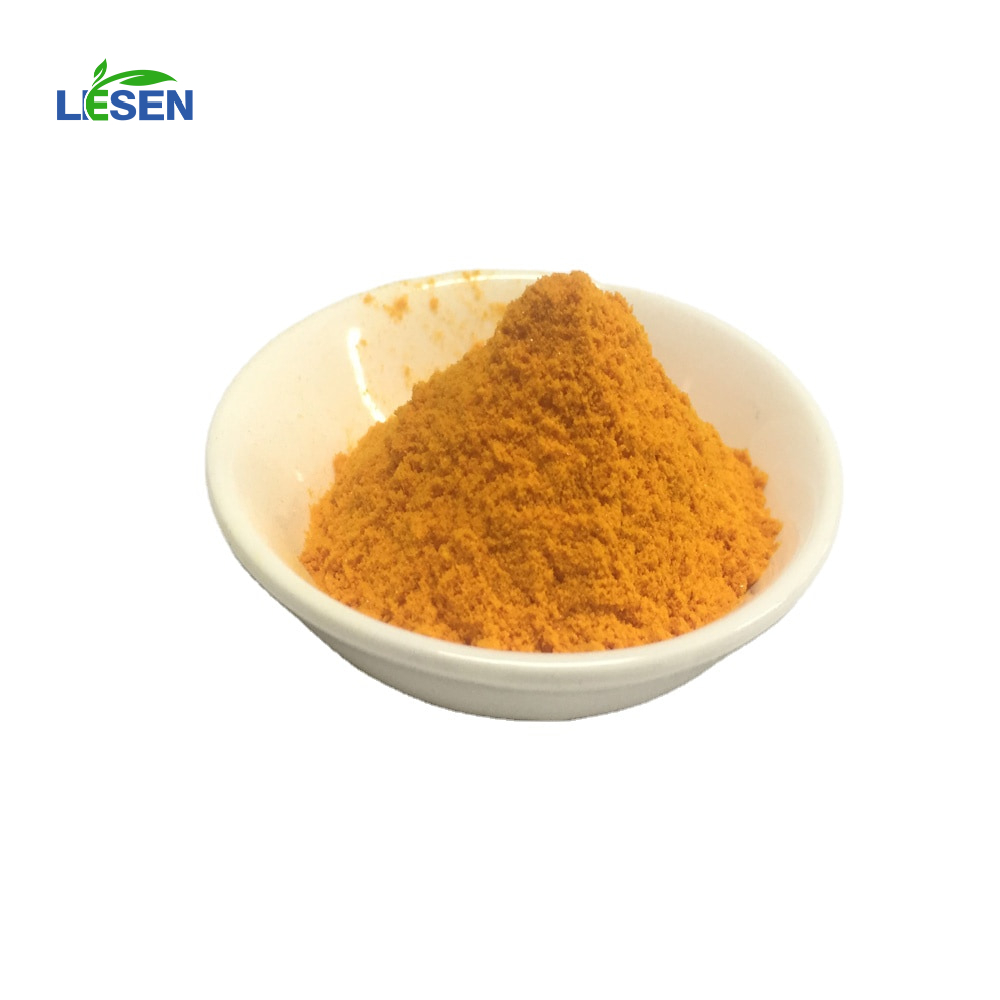 High purity CAS 458-37-7 curcumin 95% extract powder/curcumin  turmeric extract