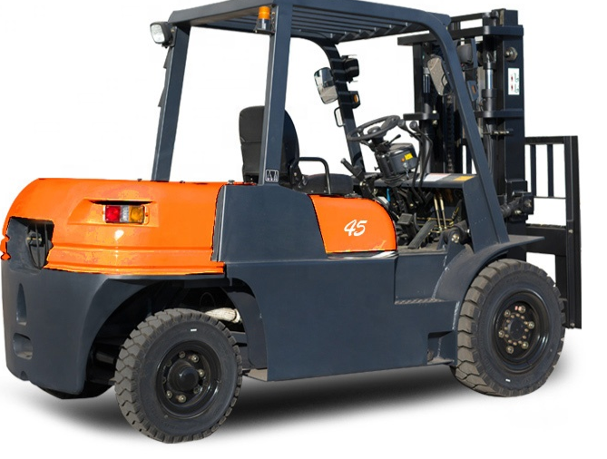 Good performance gas engine forklift
