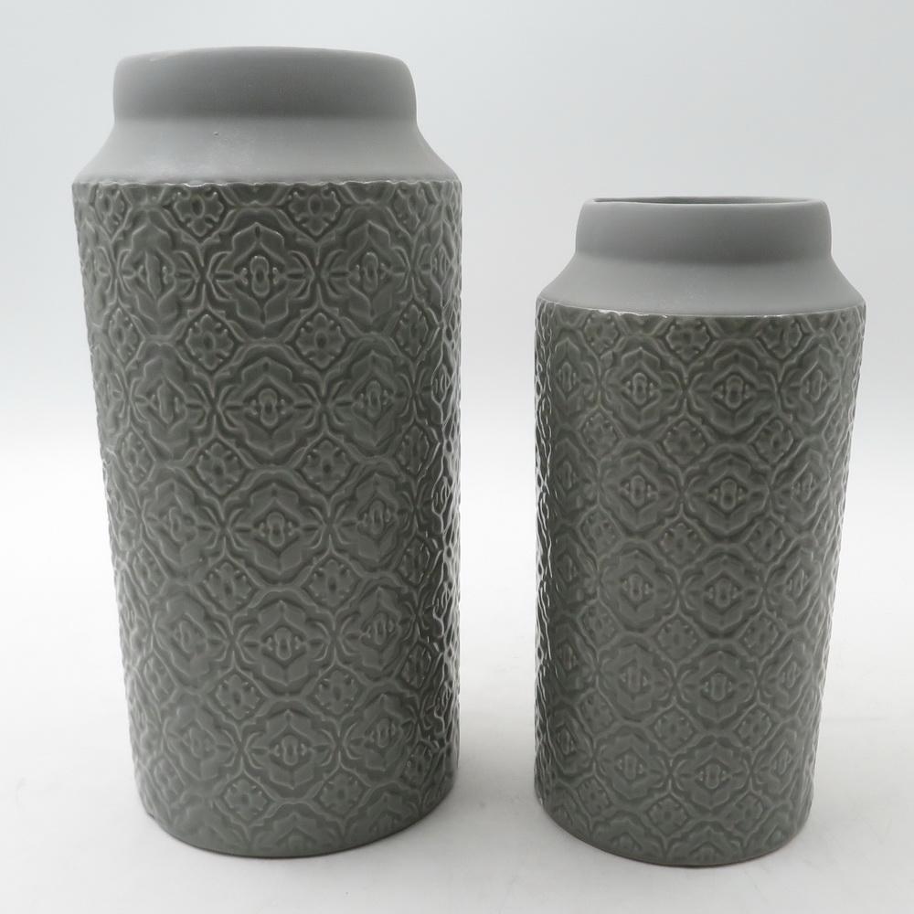 Home goods decorative ceramic flower pot mini vase