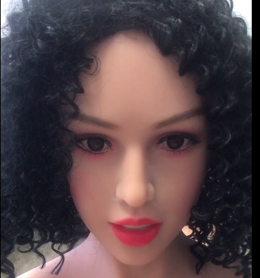 Artificial Intelligent TPE Silicon Sex Dolls Naked <strong>Girl</strong> Head With Deep Learning And Free Chatting