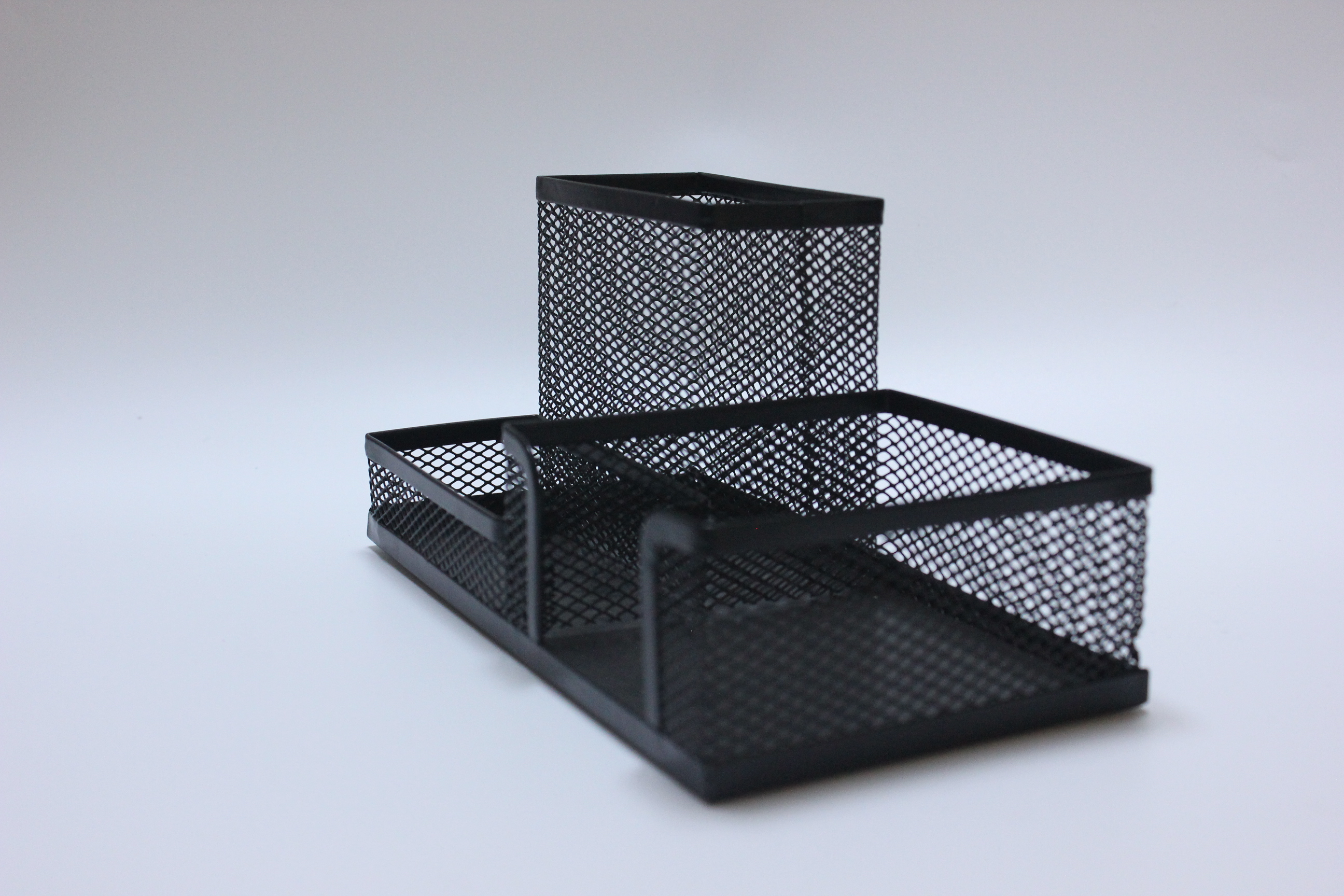 2019 Best Sale Wire Mesh Desk stationery Organizer Office of china supplier