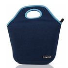 InsigniaX Fitness 5mm Thick Neoprene Cooler Bag China Manufacturer High Quality Classical Portable Insulated Neoprene Lunch Bag