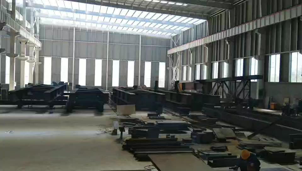 Substainability 저가 조립식 강철 구조 창고 패널 중국에서 건설 건축가