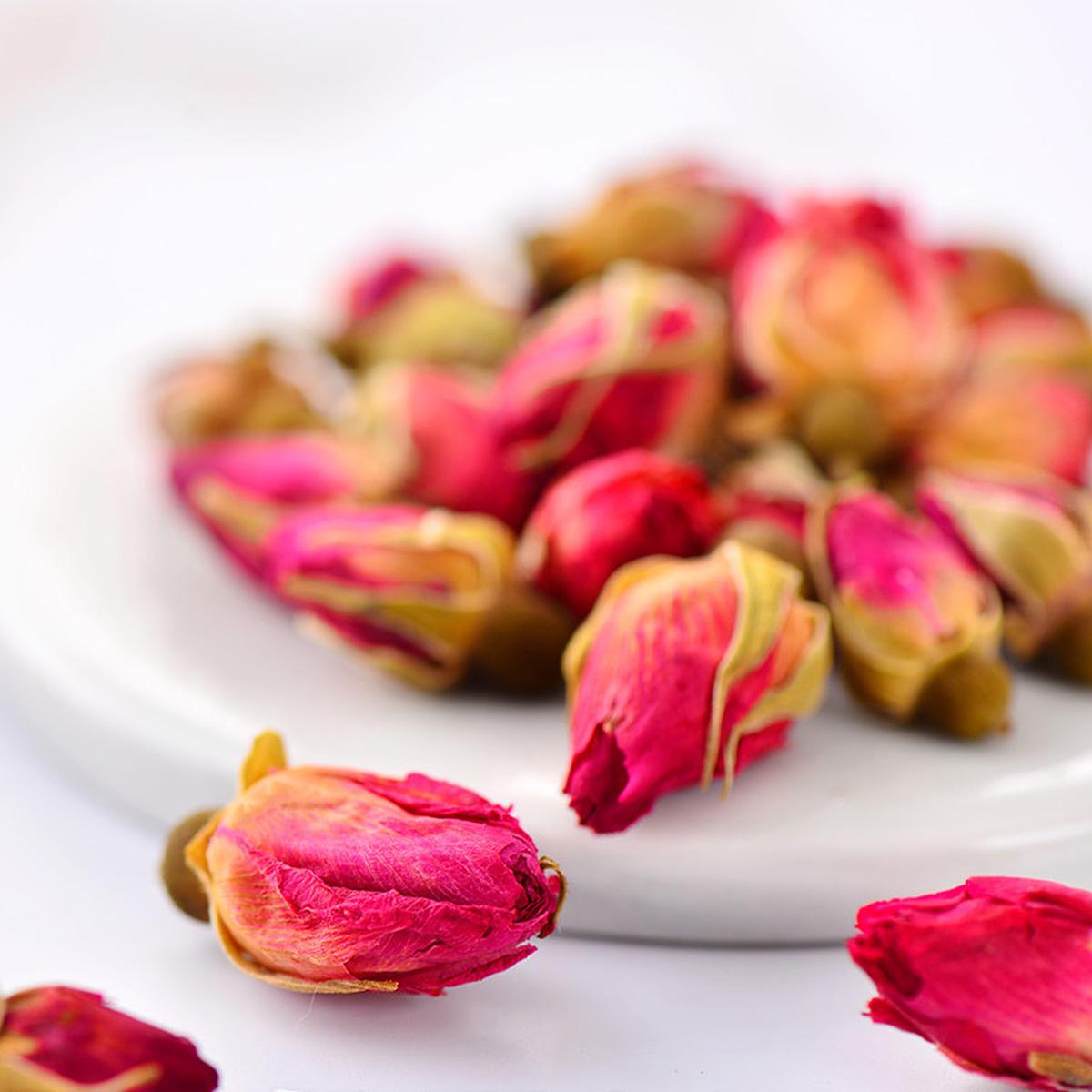 Rose Tea Rrugosa Tea Rose Flower Tea - 4uTea | 4uTea.com