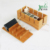 Bamboo Charging Station Cable Box  For Mobile Phone