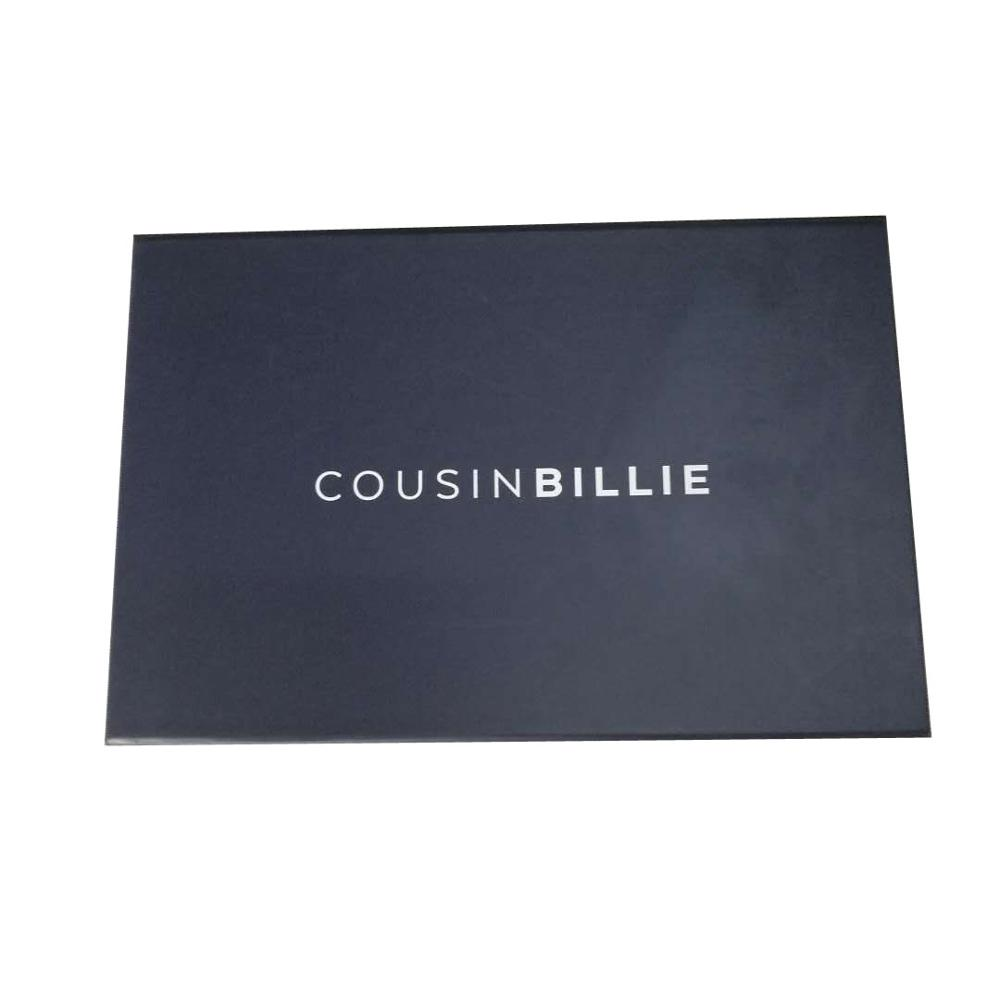 Logo printing good quality collapsible shoe packaging box with magnet closure