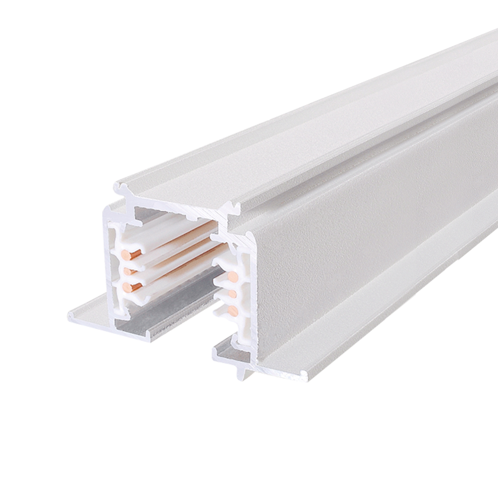 Lighting 6 wires track light led track rail for track spot light