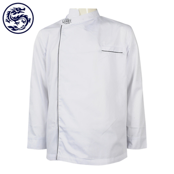 BSCI Sedex Factory No Minimum Custom Professional japanese chef uniform french chef uniform sushi chef Uniform