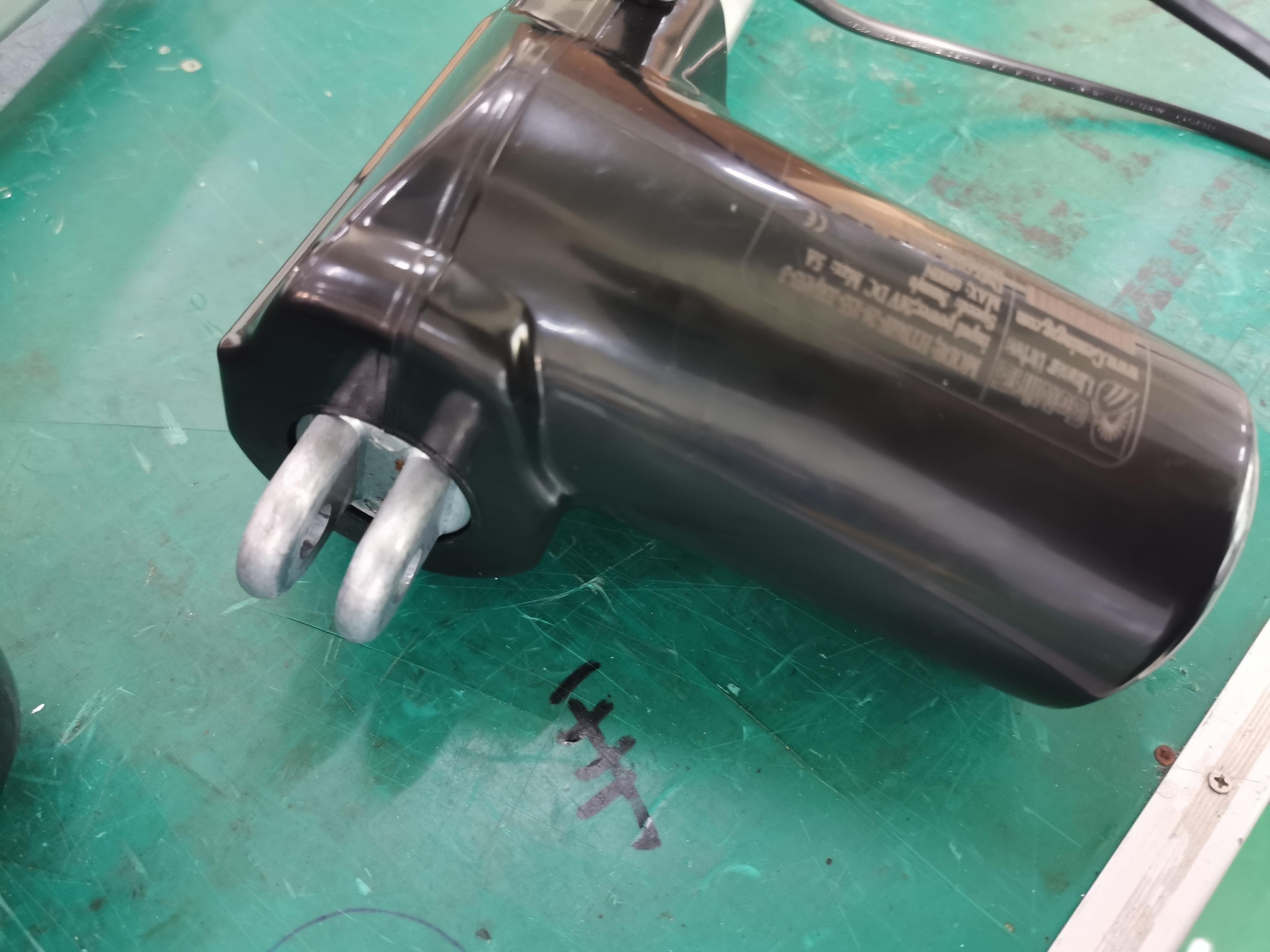 Sıcak satış prototip için teleskopik lineer aktüatör tıbbi ekipman