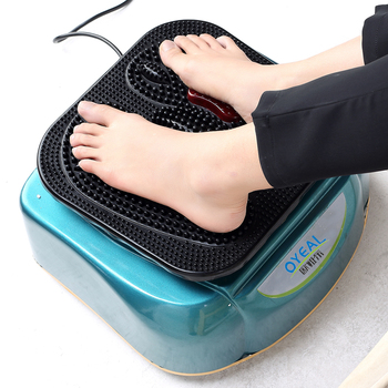 Chinese style Muti-function hand made foot massager