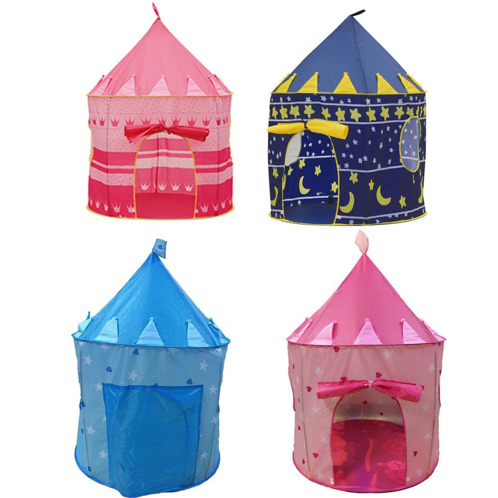 2020 Hot Selling Meisjes Kids Prinses Kasteel Speelgoed Huis Indoor Play Tent